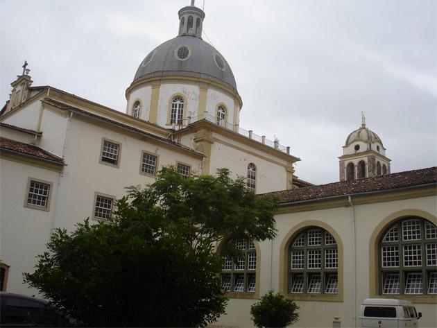 Mosteiro de São Bento-Salvador-Bahia (Reprodução)