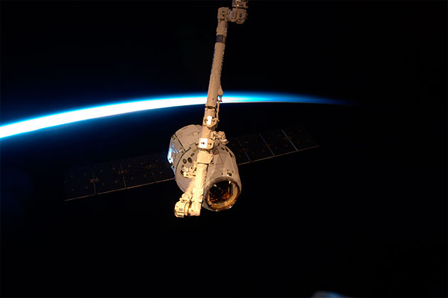 SpaceX - Colonizar Marte