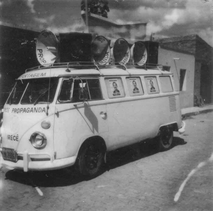 J. Sidney Primeiro Carro - Foto
