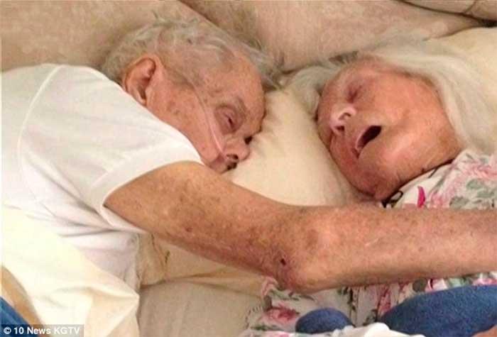morrer juntos - foto