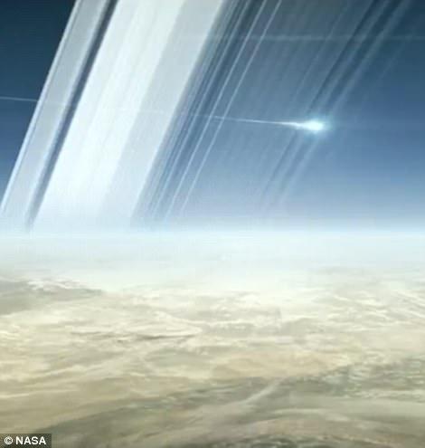 Saturno sonda Cassini - Foto 2