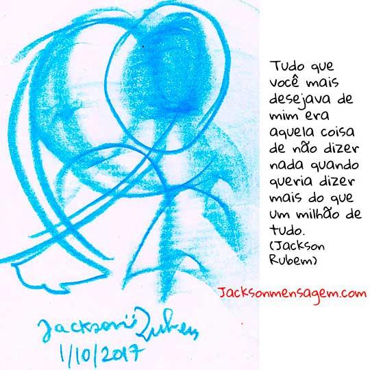 Desenho com frases de reflexão da vida -7